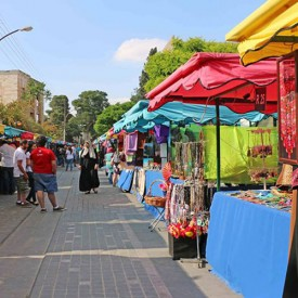 Enjoy Amman Markets